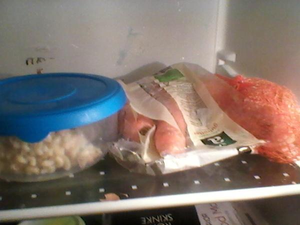 Når man bare har gulrot, makaroni, og løk i kjøleskapet skulle man ikke trodd at man kunne lage noe godt og sunn middag ;)